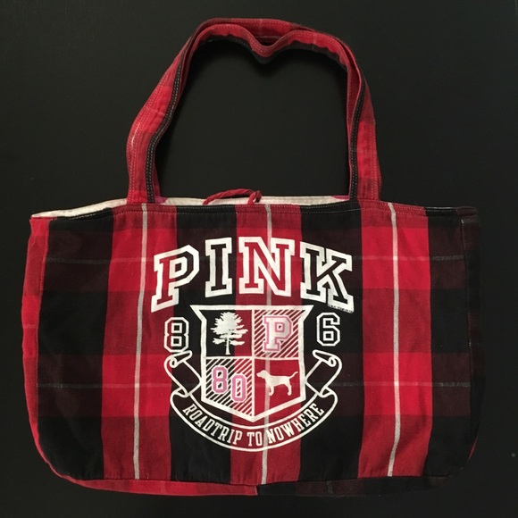 PINK Victoria's Secret Handbags - ❗️2 for $20❗️PINK BY VICTORIA'S SECRET ▪️ Tote